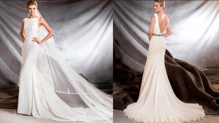tela para confeccionar vestidos de novia 4