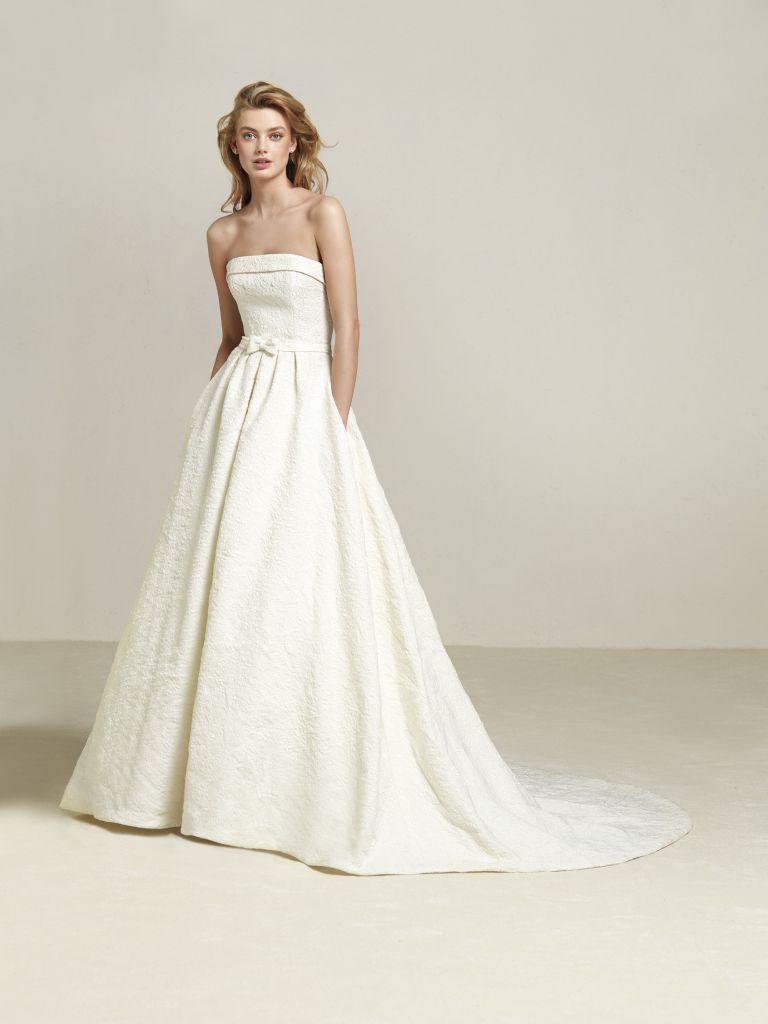 tela para confeccionar vestidos de novia 3