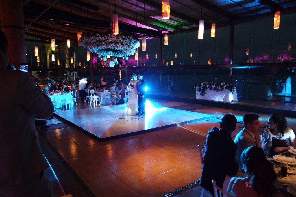 iluminación en tu boda 6