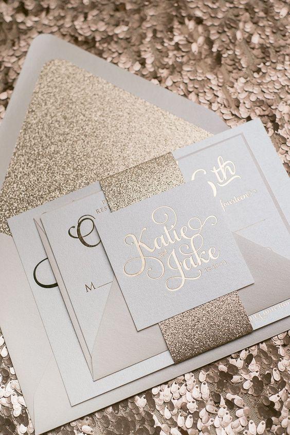 glitter en tu concepto de boda 2