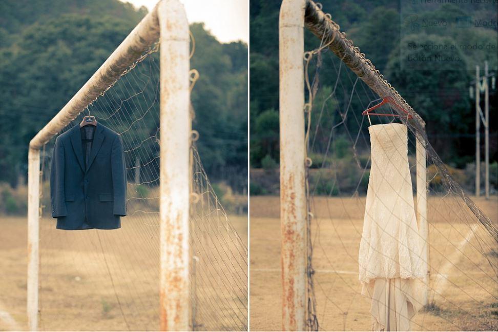 vestido de novia después de la boda 1