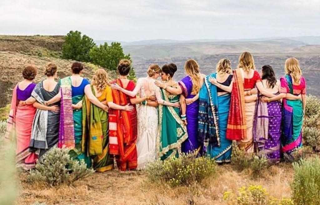 damas de honor 1