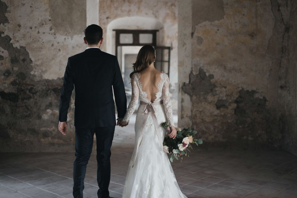 vestido y traje de bodas 9