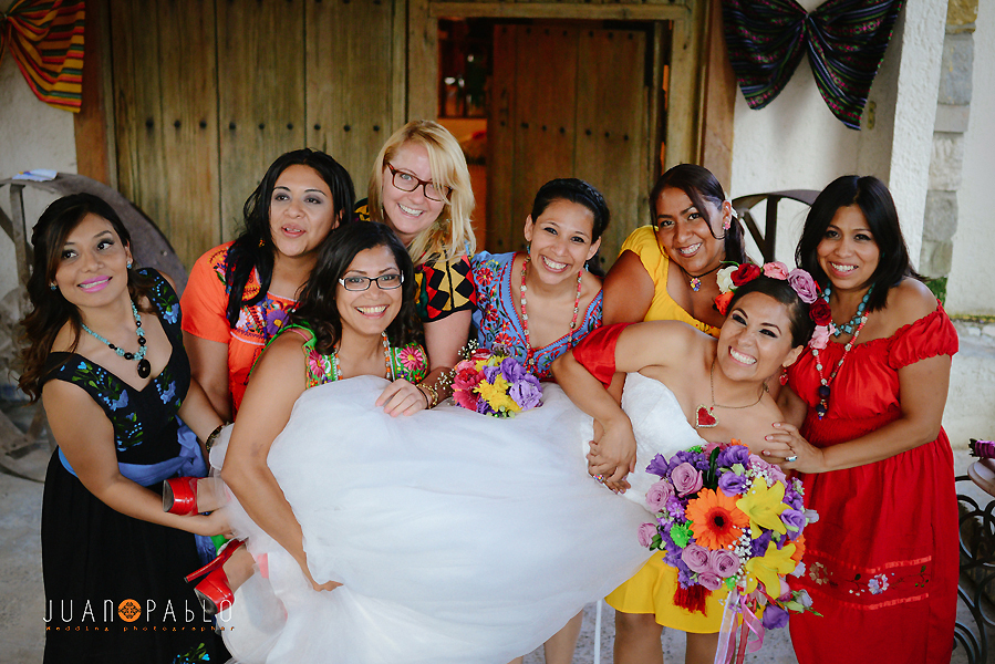 una boda con estilo mexicano 3