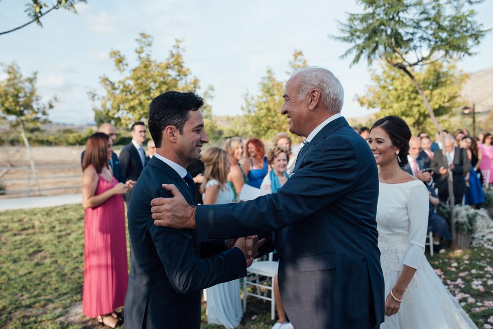 papá en la boda 2