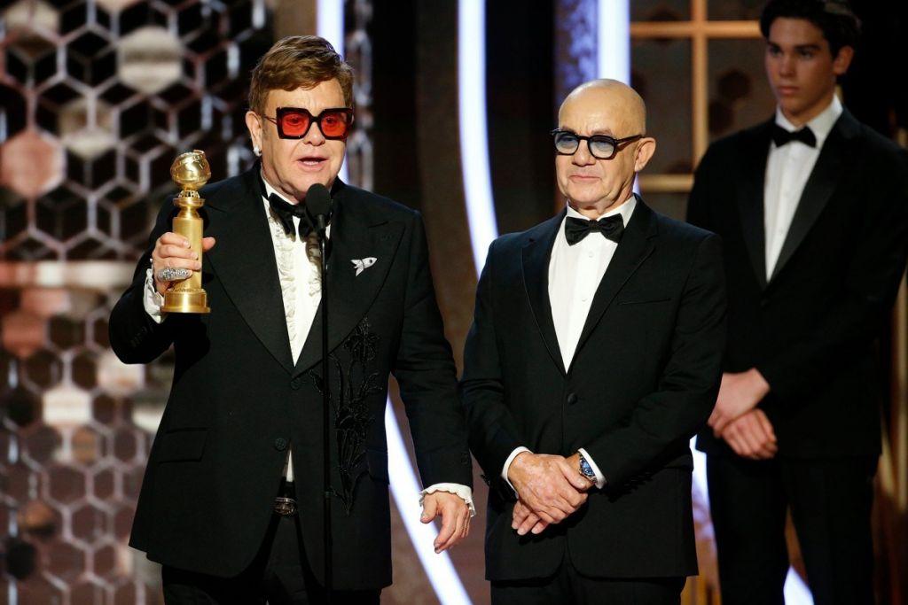 parejas que vimos en los Golden Globes 2020 13