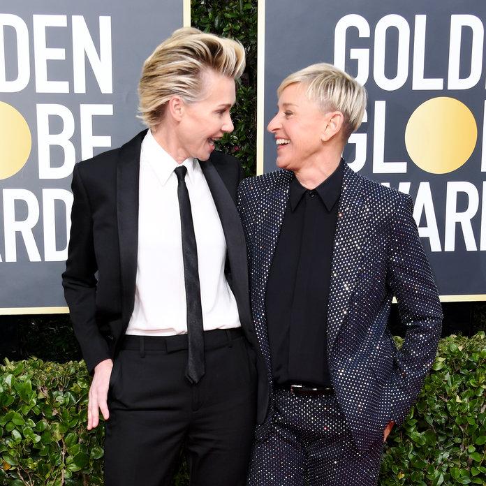 parejas que vimos en los Golden Globes 2020 14