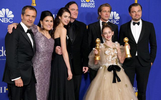 parejas que vimos en los Golden Globes 2020 1