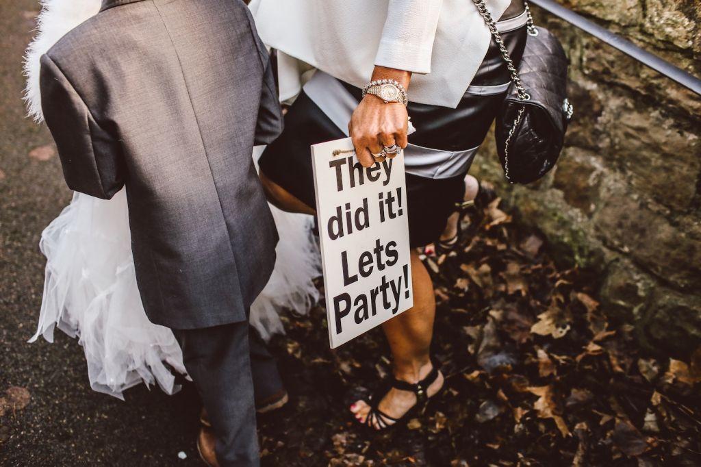 Lo que debe estar listo un día antes de la boda