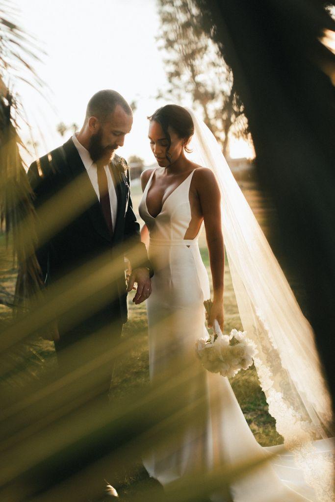 Trucos de las modelos para salir perfecta en las fotos de boda