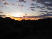 Sunrise Elephant Canyon Trail Hike