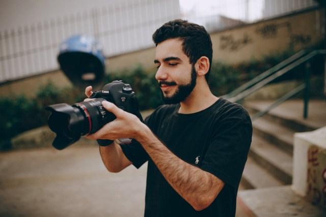 Des photographes célèbres et photographes devenus des célébrités