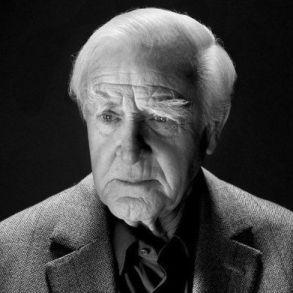John le Carré, autor de novelas de espionaje