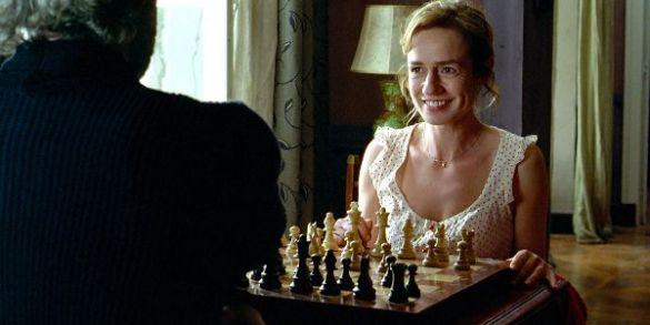 Fotograma de La jugadora de ajedrez