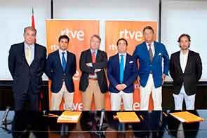 RTVE y distintas instituciones del mundo taurino firman un convenio para la difusión y retransmisión de festejos