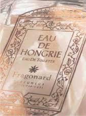 Eau de Hongrie, parfum de la Maison Fragonard