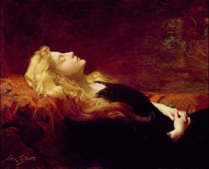 Repos, Victor-Gabriel Gilbert, 1890