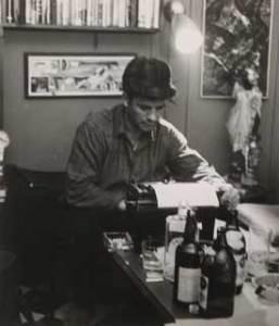 Jack Kerouac / Frederick W. McDarrah / Gelatin silver print,1959 / National Portrait Gallery, Smithsonian Institution © Fred W. McDarrah
