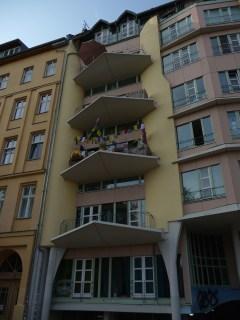 15 Kreuzberg Bloc d'immeubles 2