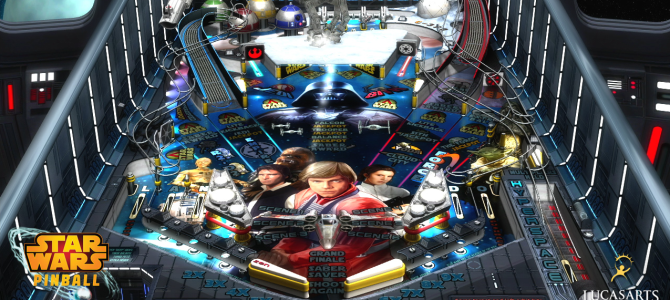 [Test] Star Wars Pinball 3D