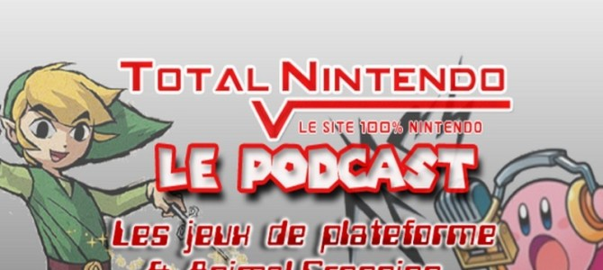 Podcast TN 9 – Les jeux de plateforme et Animal Crossing: New Leaf