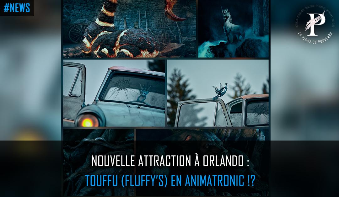 Universal Orlando : Toute les photos de la forêt interdite et ses  nombreuses créatures magiques