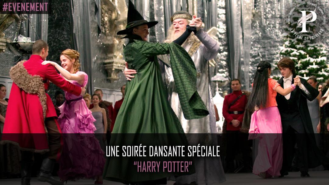 Une soirée spéciale sur le thème d'Harry Potter