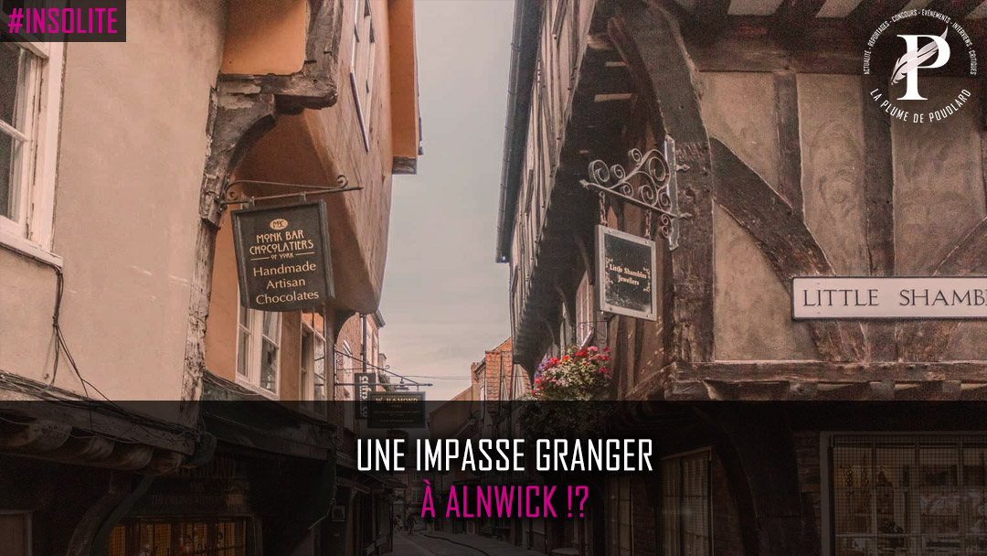 Une impasse Granger à Alnwick !?