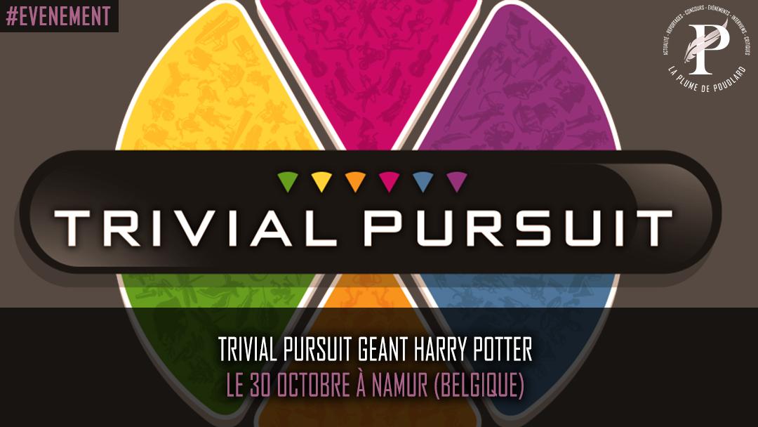 Amis Potterheads, ne ratez pas les prochains événements qui se dérouleront à Namur!