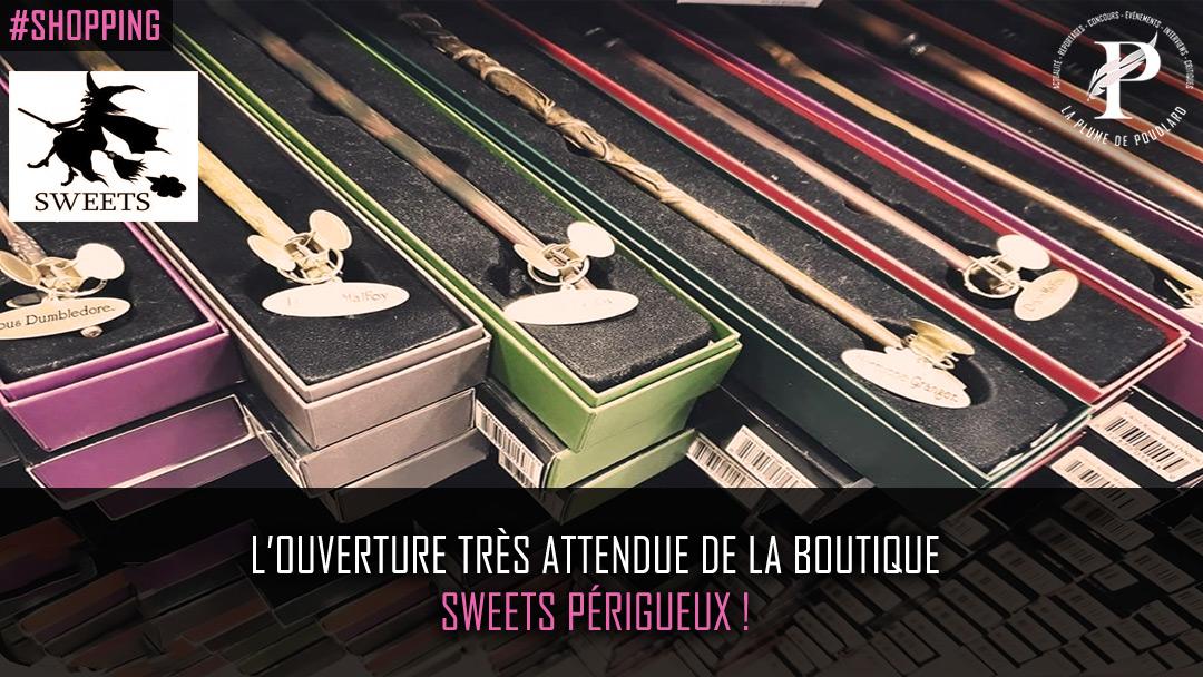 Sweets Périgueux, une ouverture très attendue !