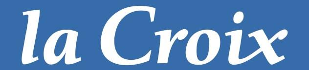 5 logo la croix