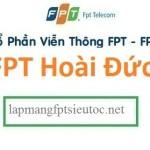 Lắp mạng FPT huyện Hoài Đức