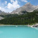 Excursión al Lago de Sorapìs. Dolomitas, Italia.