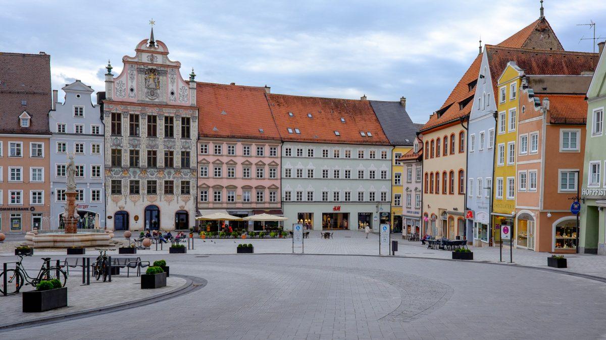 Plaza Landsberg am Lech
