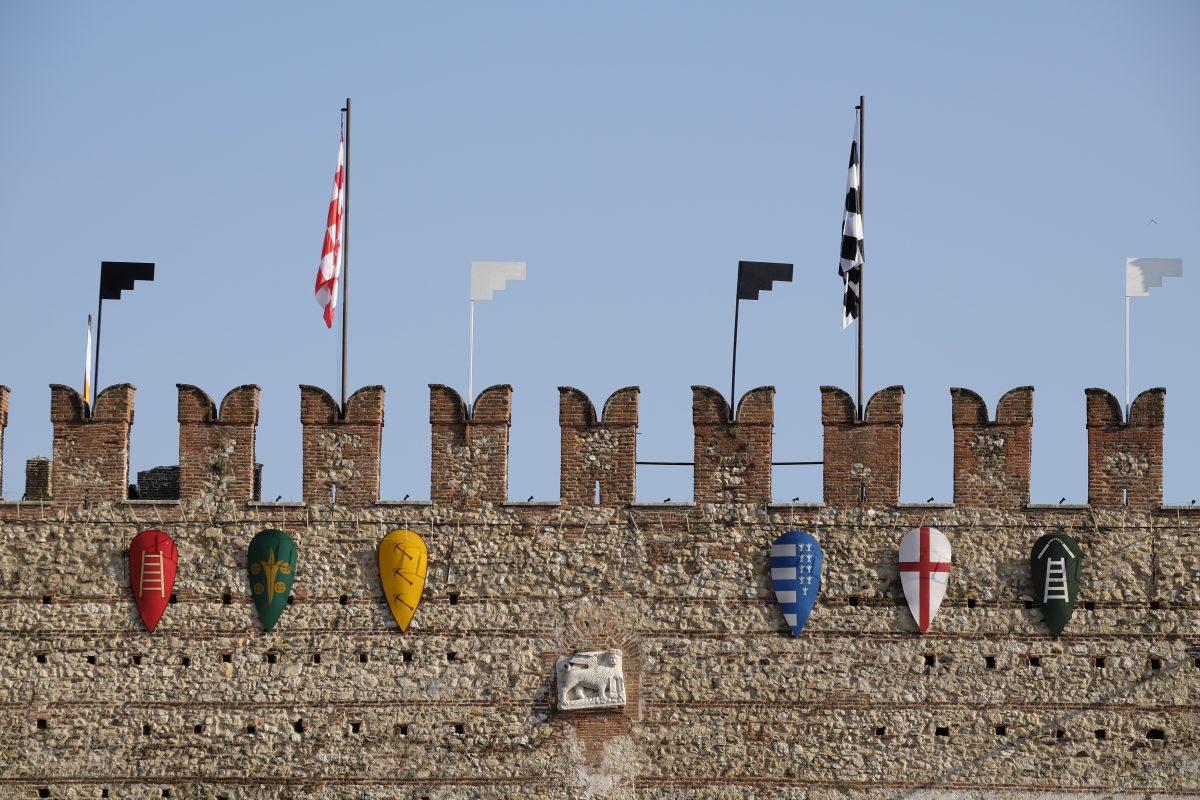 Castillo de Marostica
