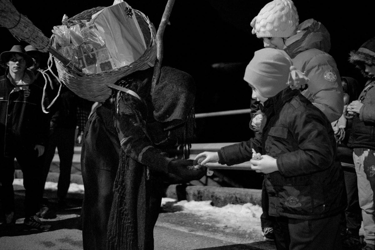 La Befana. Tradición y fiesta del 6 de Enero en Italia.
