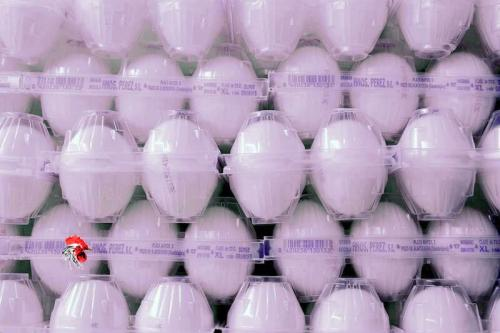Huevos Blancos XL a domicilio Madrid