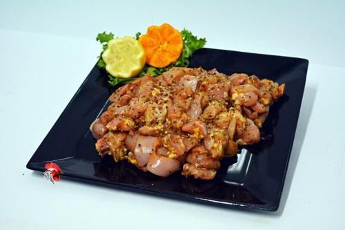 Pollo-Marinado, preparados caseros a domicilio