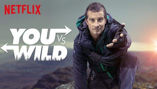 you_vs_wild téléréalités que j'aime regarder sur Netflix