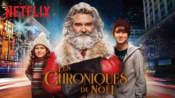 Les chroniques de Noël un film de noel sur netflix