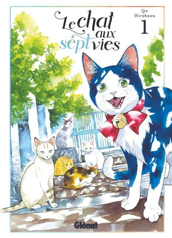 Le chat aux sept vies de Gin Shirakawa