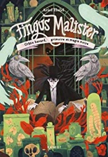Je vous donne Mon avis sur Fingus Malister Tome 2 d'Ariel Holzl