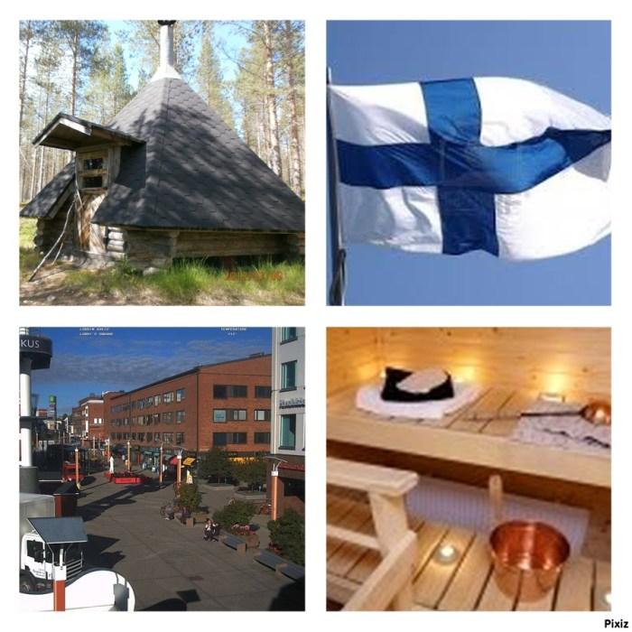 Finlande et Finlandais