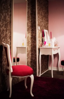 Le boudoir de la Mariée - L'Appart' des Mariées