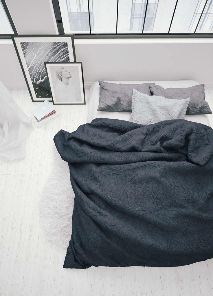 Idées de chambre minimaliste