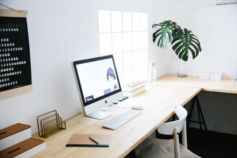 Comment décorer et aménager son bureau l appartement b