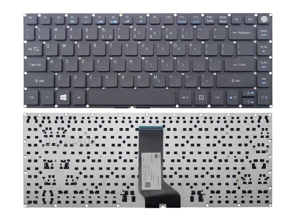 LAPTOP KEYBOARD FOR ACER ASPIRE E5 491G WITHOUT BACKLIT