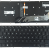 LAPTOP KEYBOARD FOR DELL INSPIRON 7378 WITH BACKLIT US VERSION BLACK