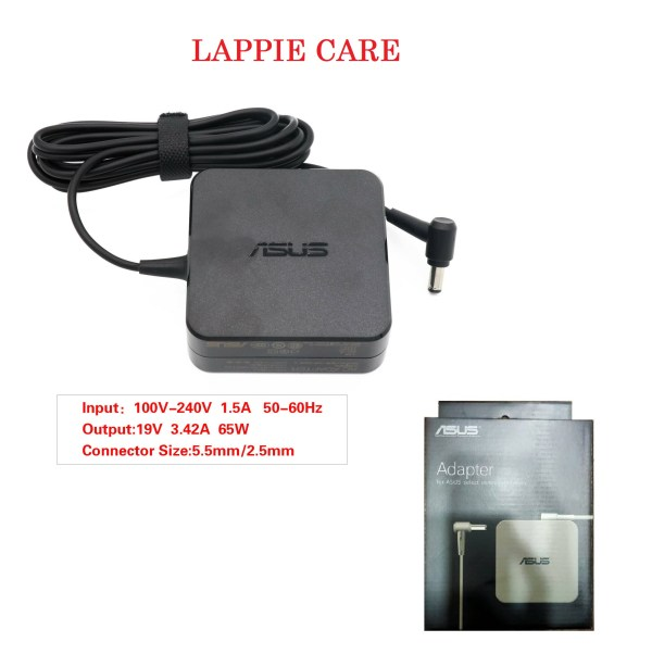 LAPTOP ADAPTER FOR ASUS 19V/3.42A 5.5*2.5