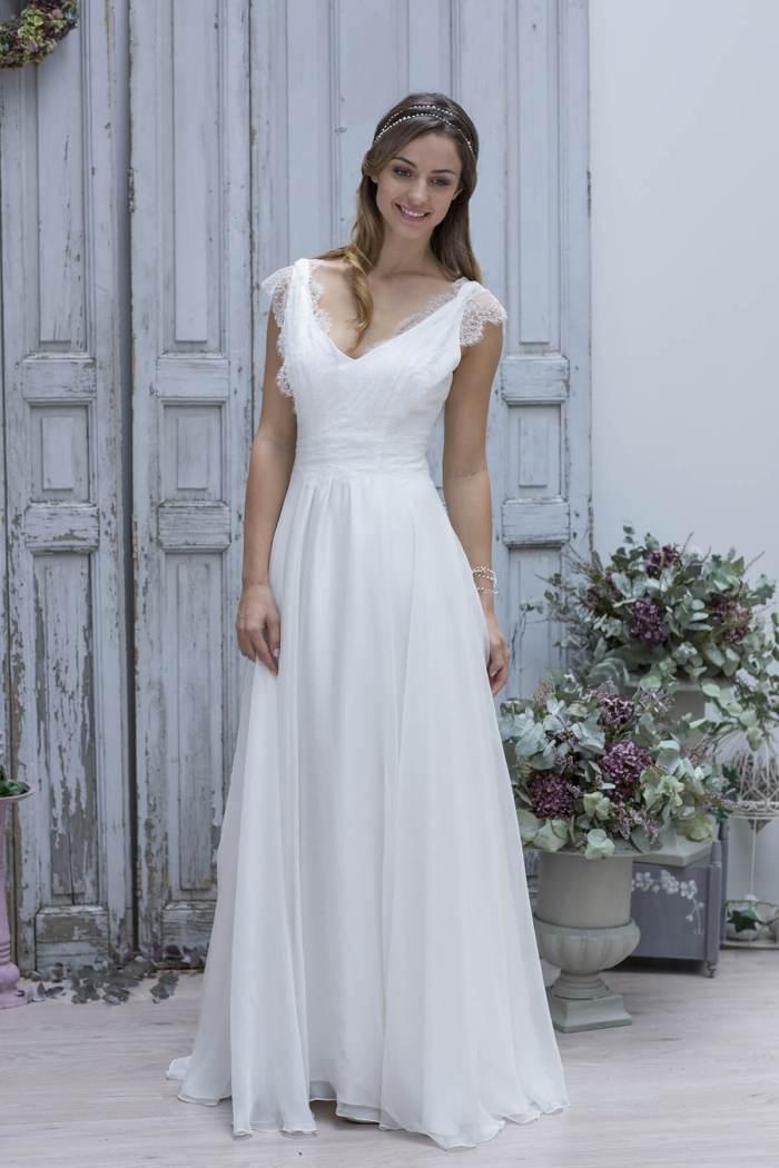 Robe de Mariée Maire Laporte 2014